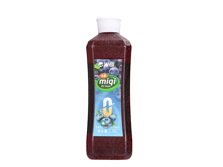 乳酸菌复合果汁饮料(蓝莓味)