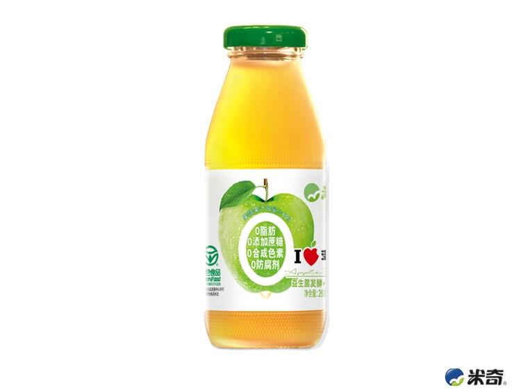 益生菌发酵苹果醋260ml