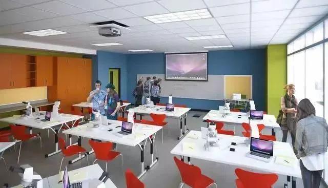智慧校园后勤系统:国内外智慧校园建设现状