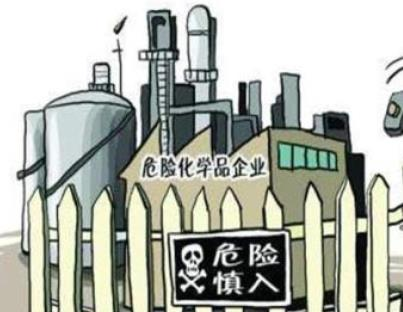 甘肃危险化学品生产企业