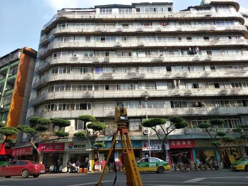 四通测绘中心城区风貌改造项目
