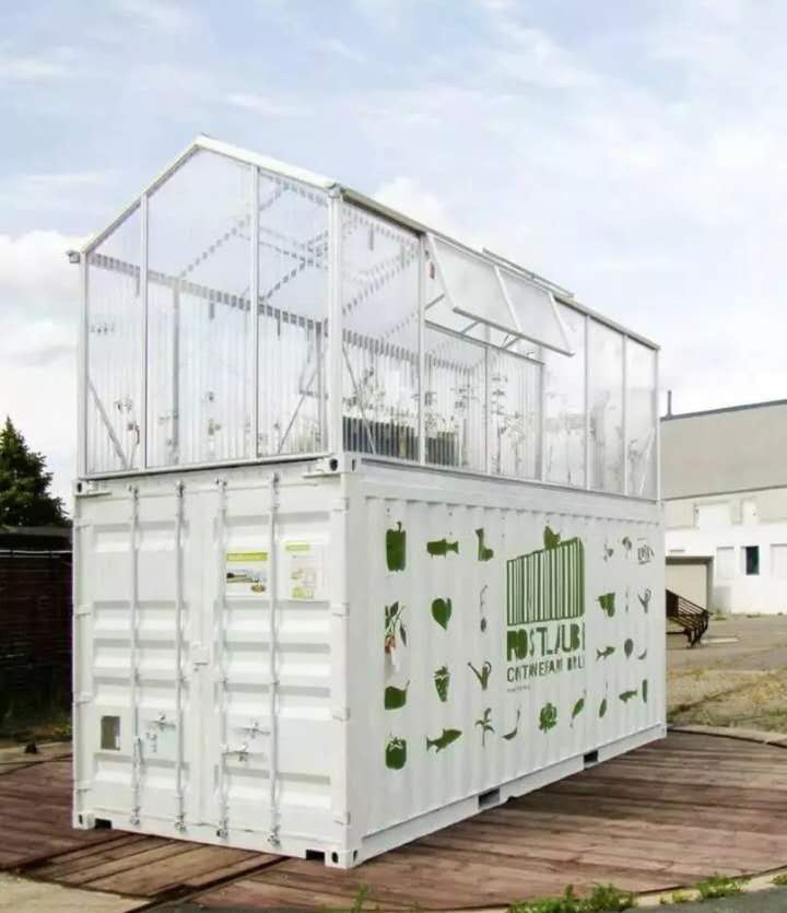 农业4.0——集装箱农场