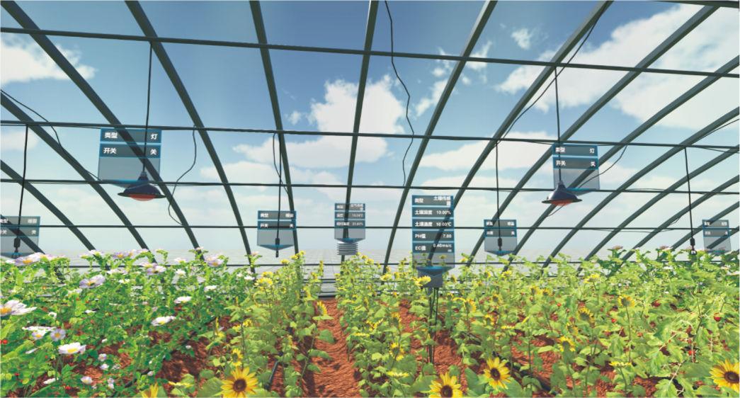 系统六:温室智能监控系统