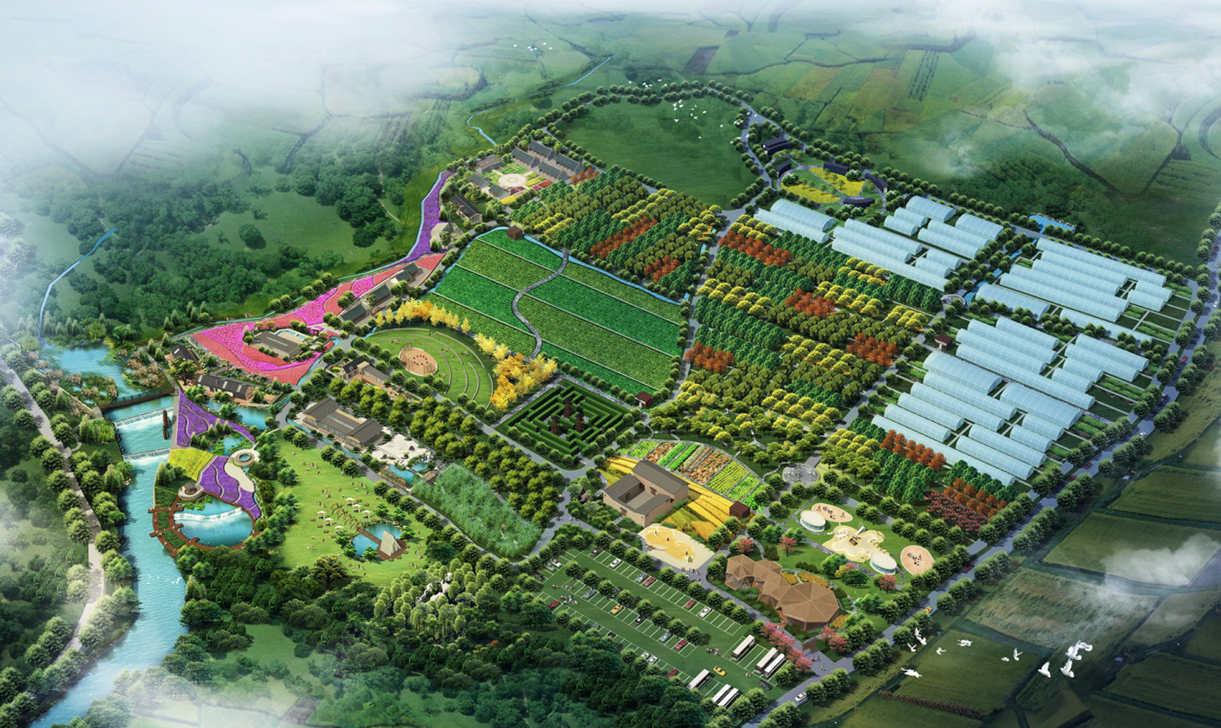 现代农业庄园如何规划设计?要注意哪些?