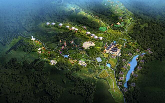 四川农业策划规划设计
