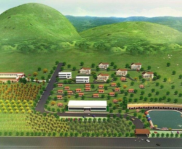 成都农业规划设计