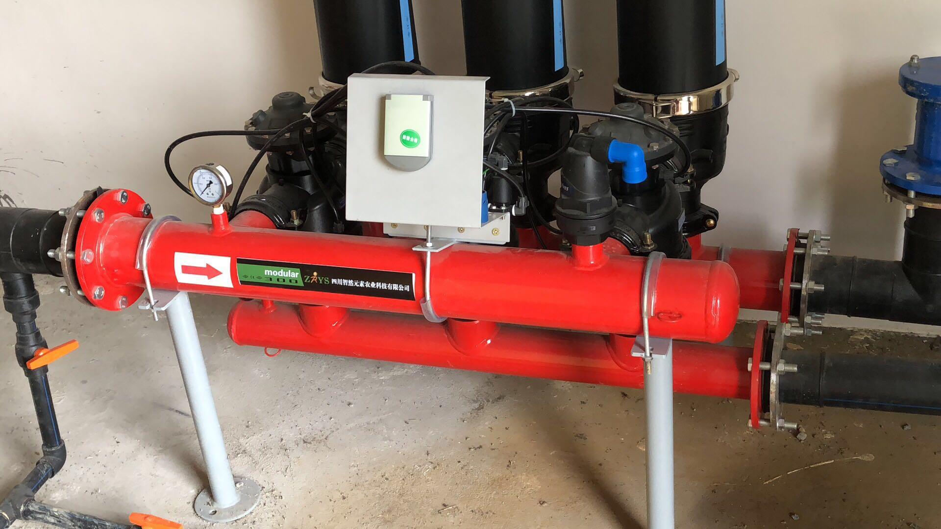 智然元素节水灌溉工程