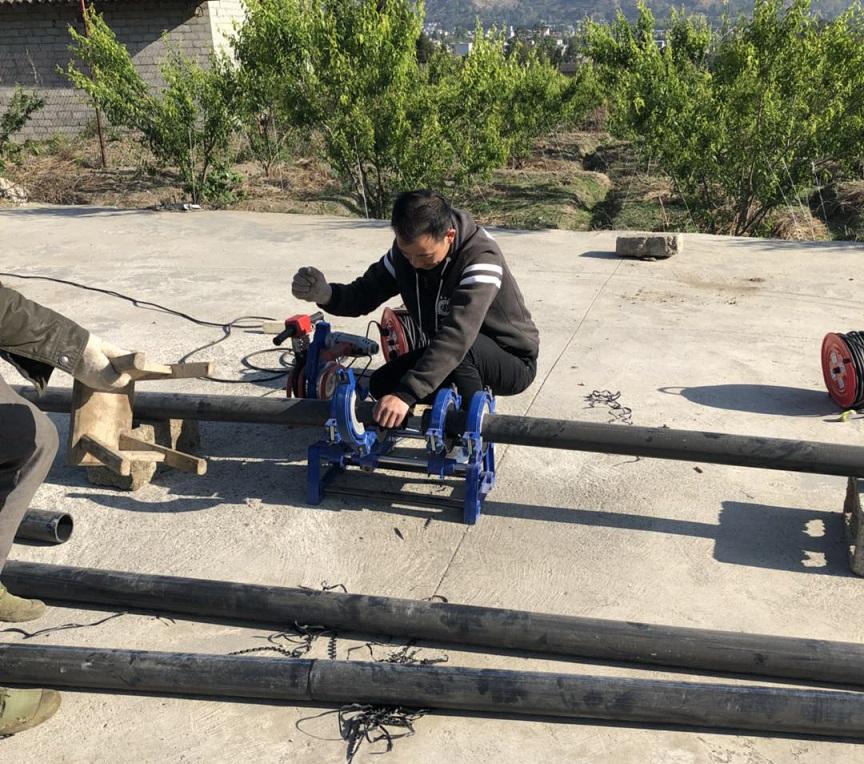 冕宁县先锋乡脆红李基地节水灌溉工程