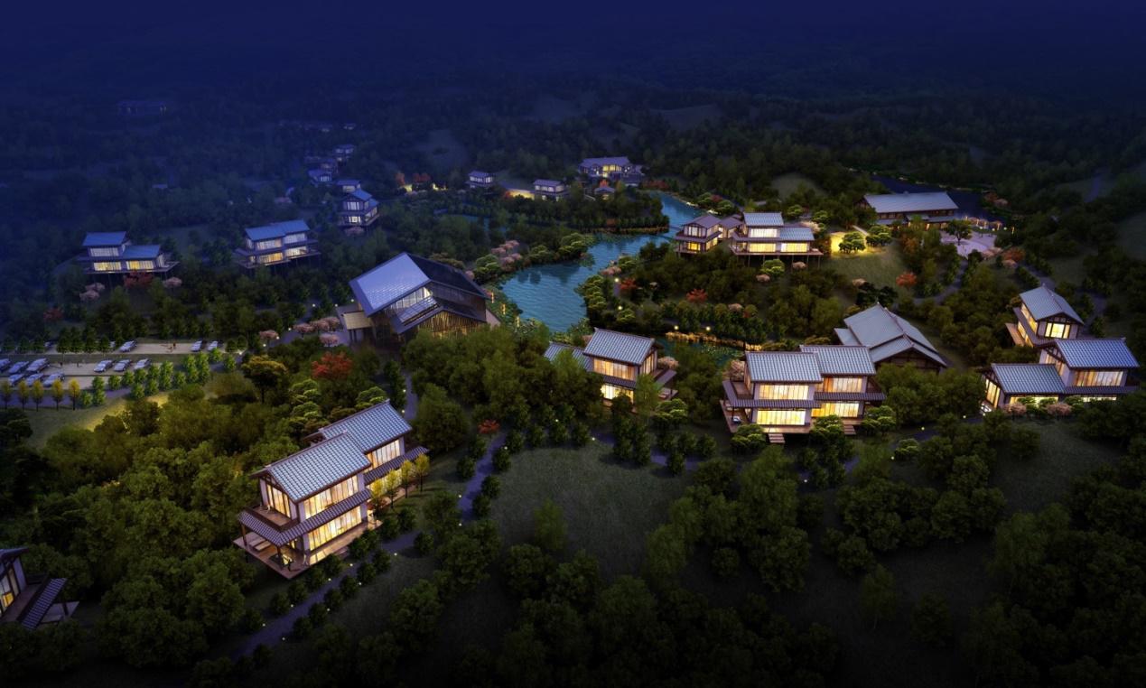 智然元素东坡田园乡村旅游规划