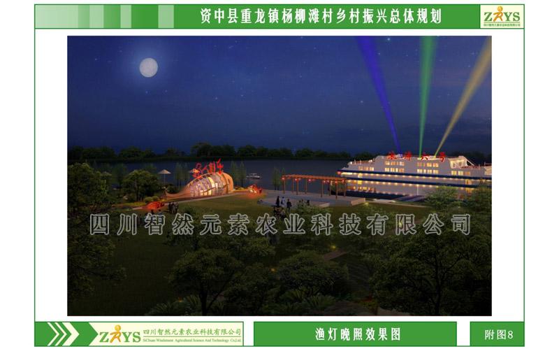 杨柳滩村乡村旅游规划