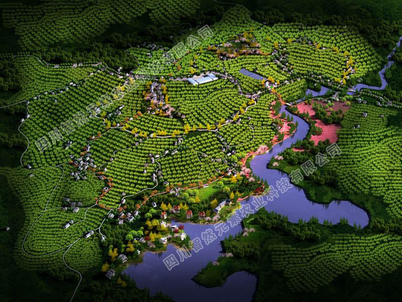 中国藤椒第一村黄里示范园实施方案