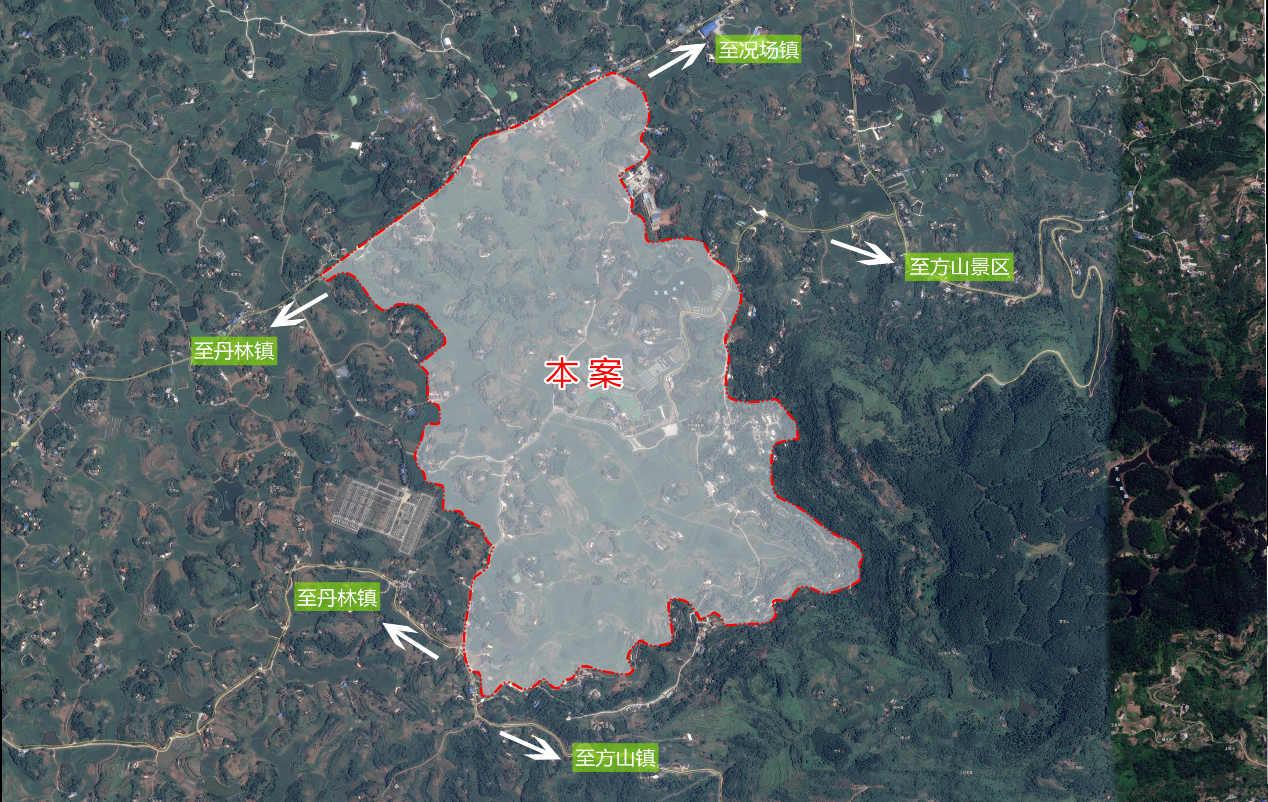 1683·梨海田园综合体总体规划