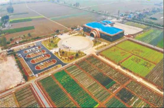 湖南汉寿·5万亩·蔬菜公园·信息化项目