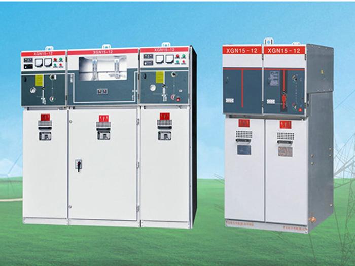 HXGN15-12六氟花硫环网柜