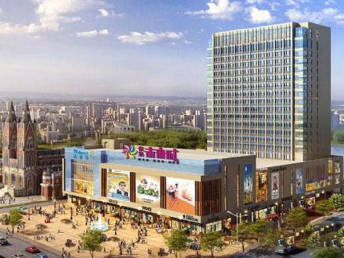 宁夏银川金城广场项目合作