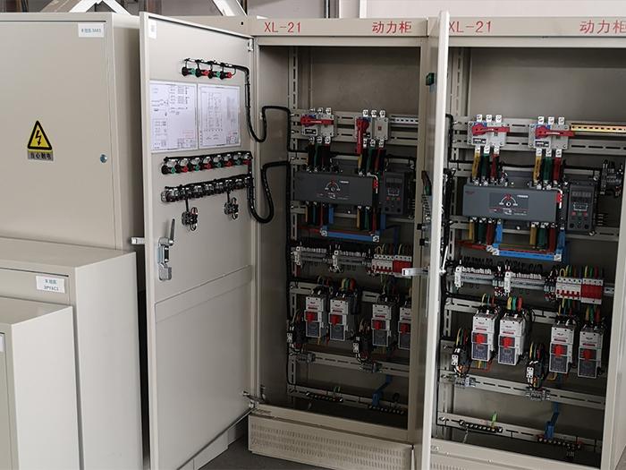 动力配电柜图例展示