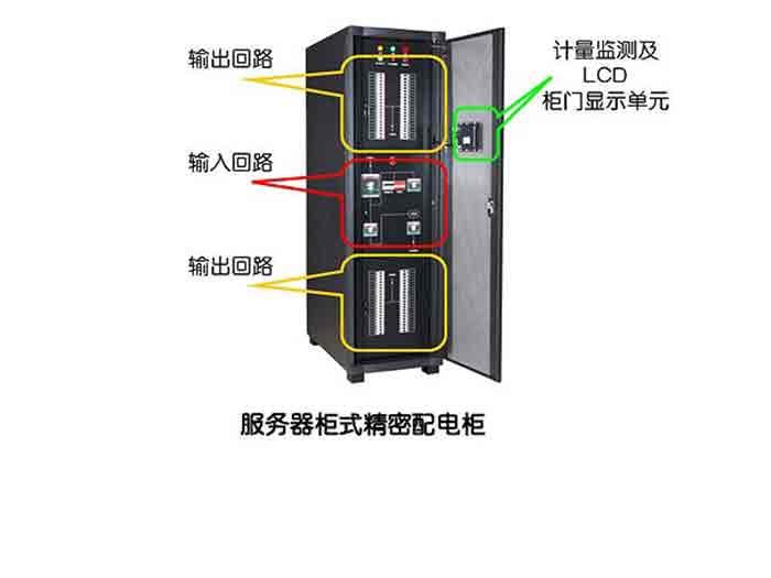 一体化多功能低压盛世华欣配电箱设计思路