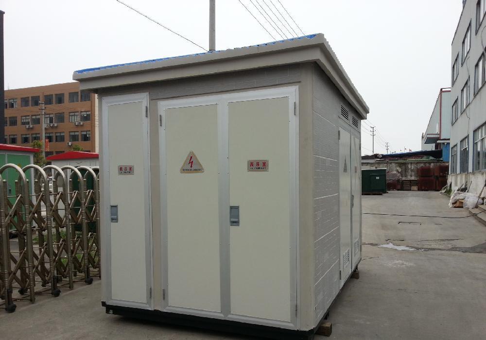 盛世华欣邀您了解箱式变电站的详细结构