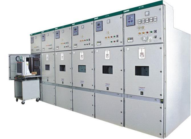 盛世华欣电气开关公司与您一起分享宁夏高压开关柜的组成机构及其作用