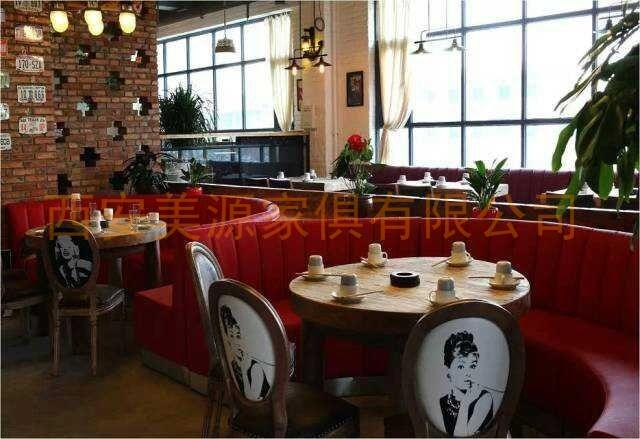 定制餐厅家具与常规餐厅家具产品有哪些区别?西安餐饮沙发厂来分享