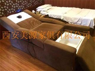 西安足浴沙发设计