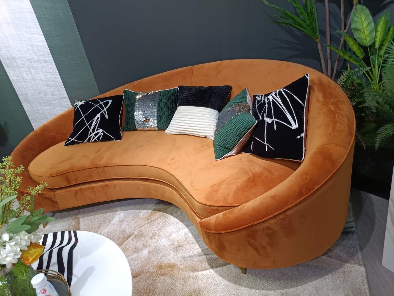 这几种流行的沙发摆放形式快来看看你家适合哪种