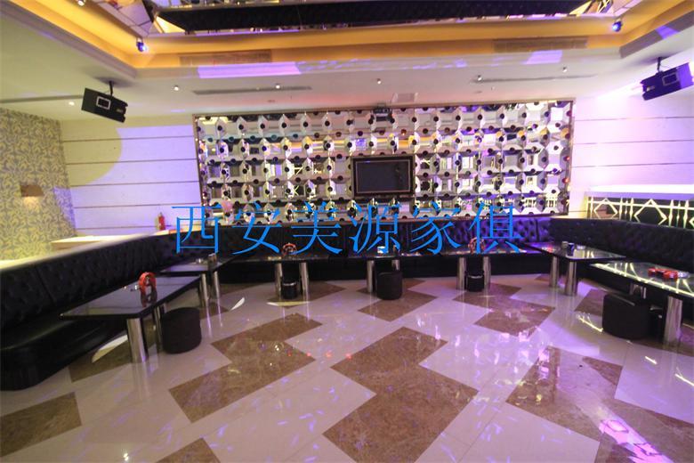 西安KTV沙发茶几生产