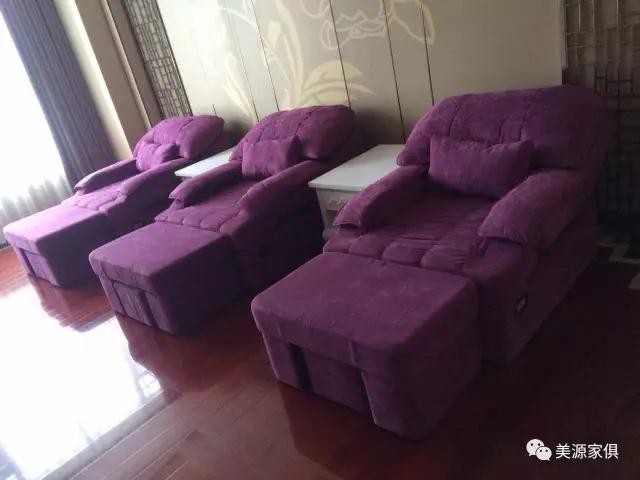 西安足浴沙发价格