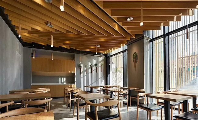 餐饮座位设计的常识给大家分享一下!
