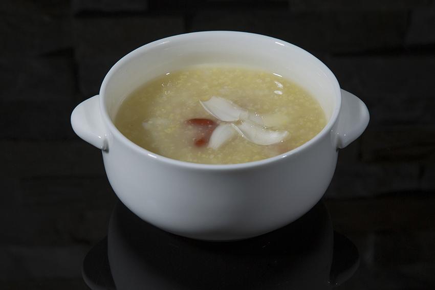 小米百合粥_舌尖尖特色早餐