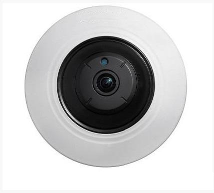 鱼眼全景日夜型网络摄像机
