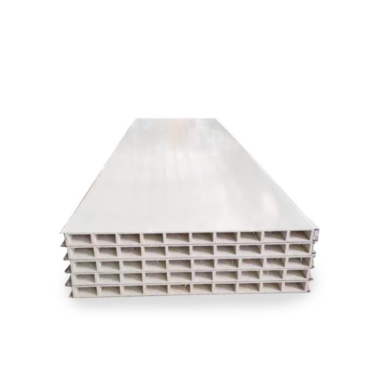中空玻镁岩棉彩钢板