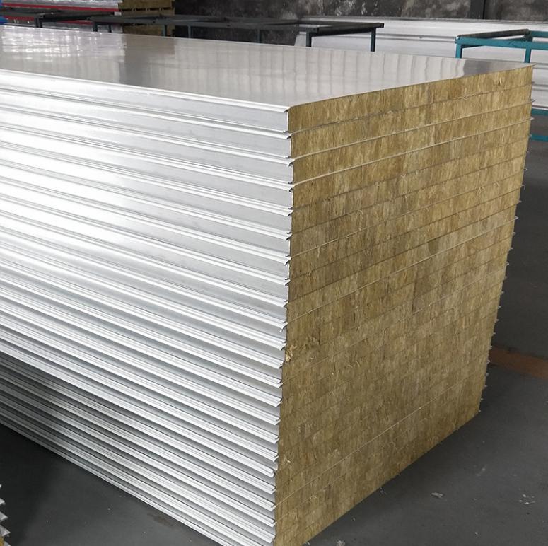 西安岩棉净化板定制