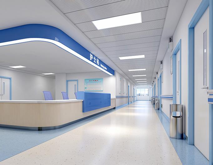 医院净化彩钢板板应用案例
