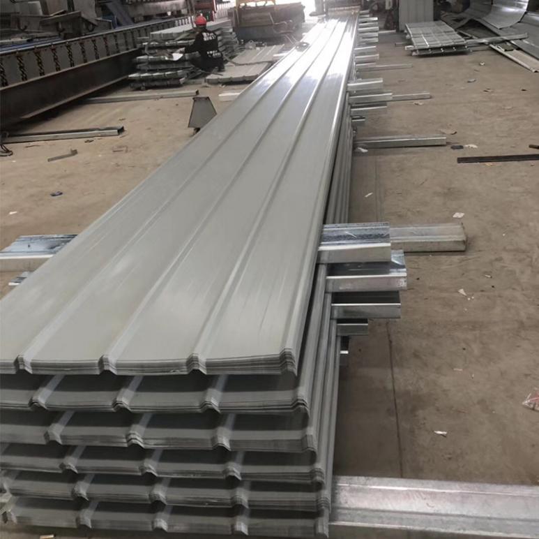 西安彩钢板施工