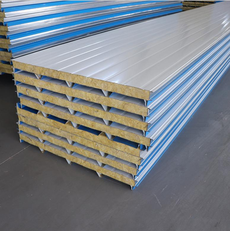 岩棉净化板安装