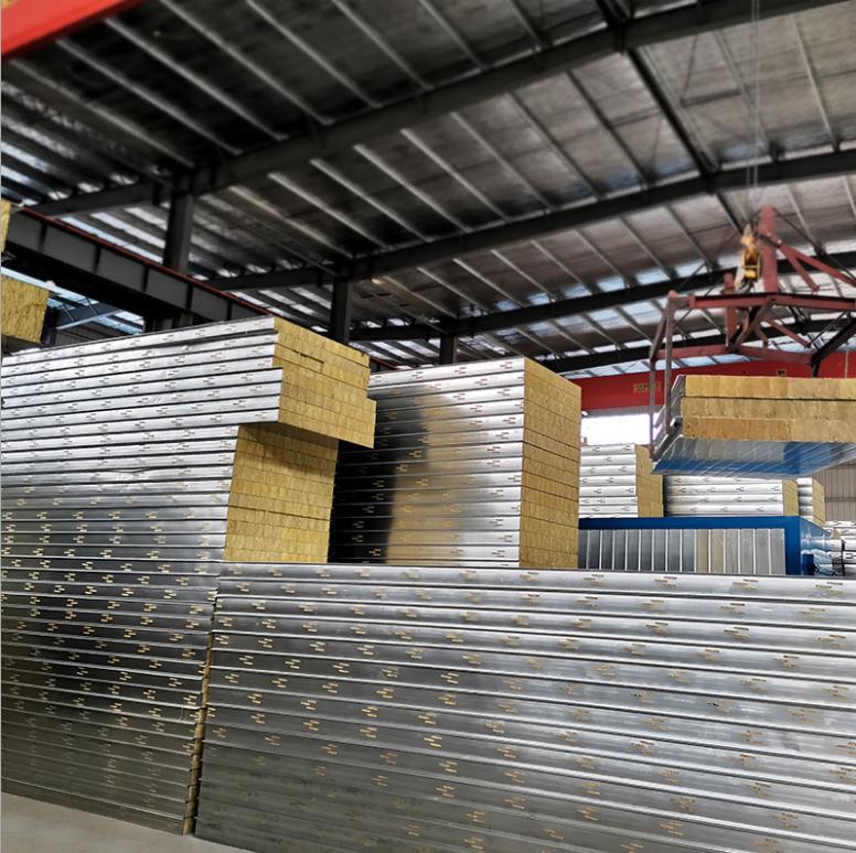 西安净化岩棉板施工