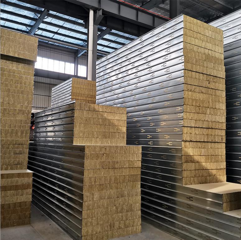 西安净化岩棉板定制
