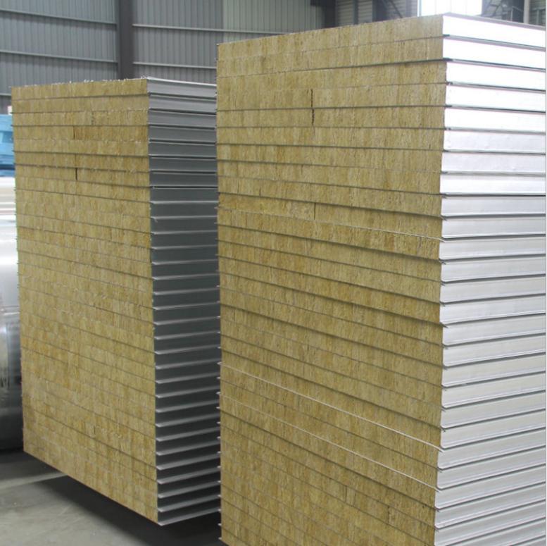 净化板和岩棉板都有保温功能,两者之间有什么区别?