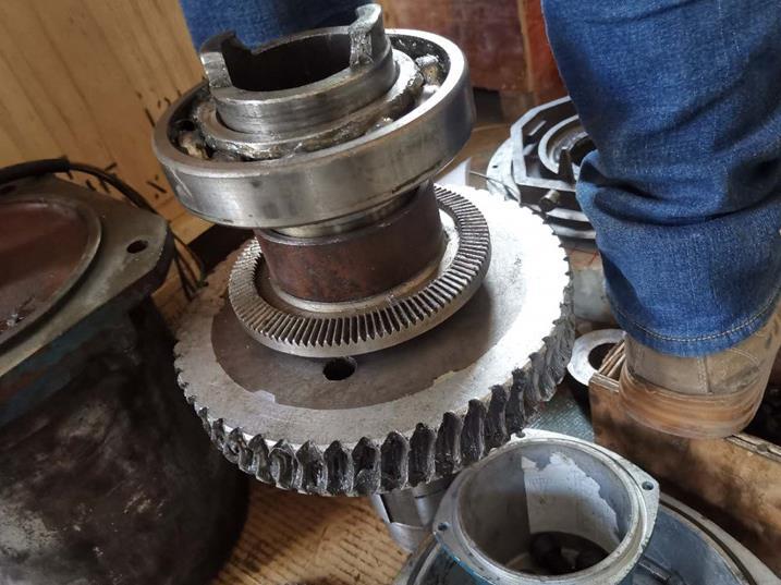 榆林机械加工