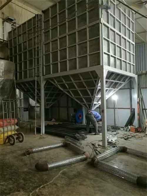 钢板弯折加工案例
