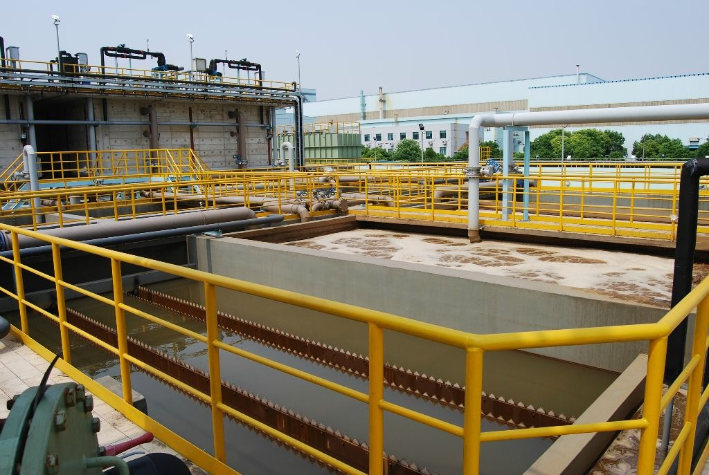 宁夏水污染治理