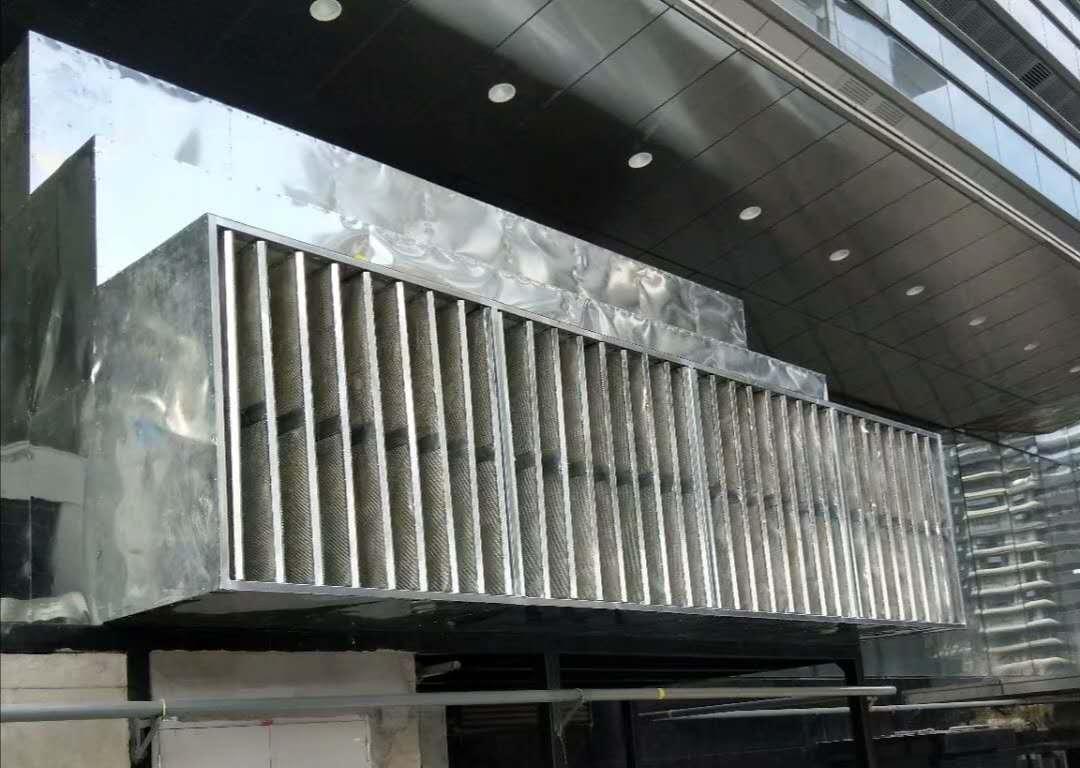空调机组通风消音器