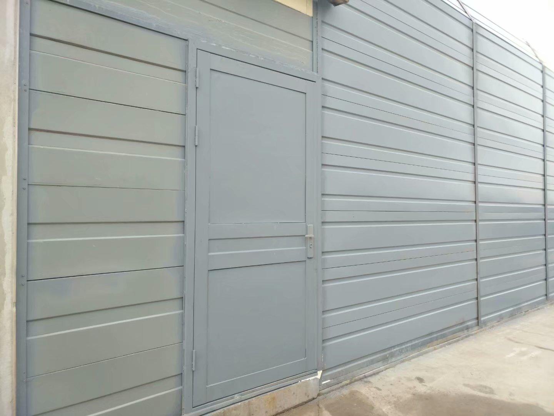 隔音门展示