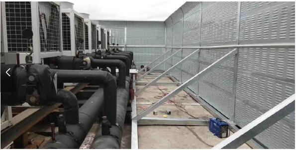 常见的冷却塔漏水降噪处理