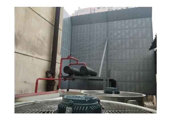 大型冷却塔降噪处理流程你了解吗?