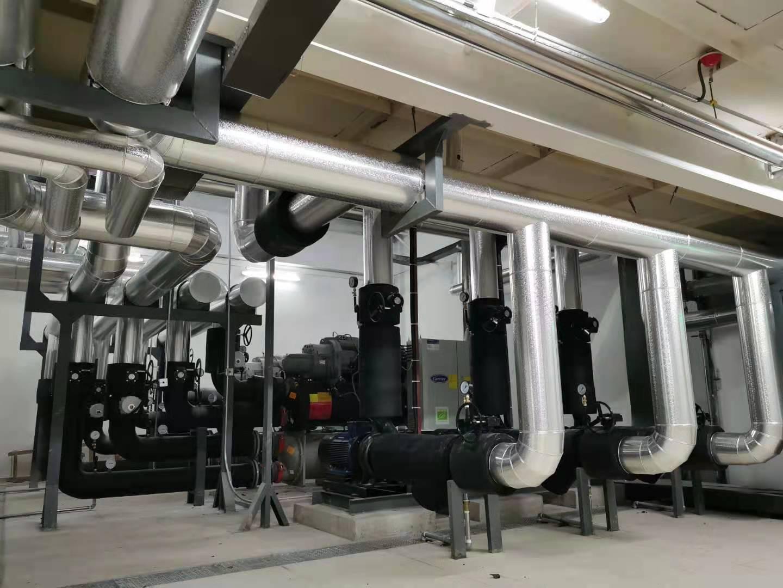 酒店水泵房噪音治理