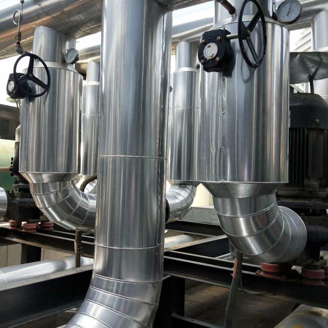 水泵管道减震器噪音治理