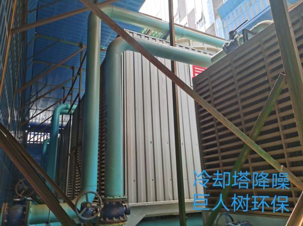 西安冷却塔降噪工程