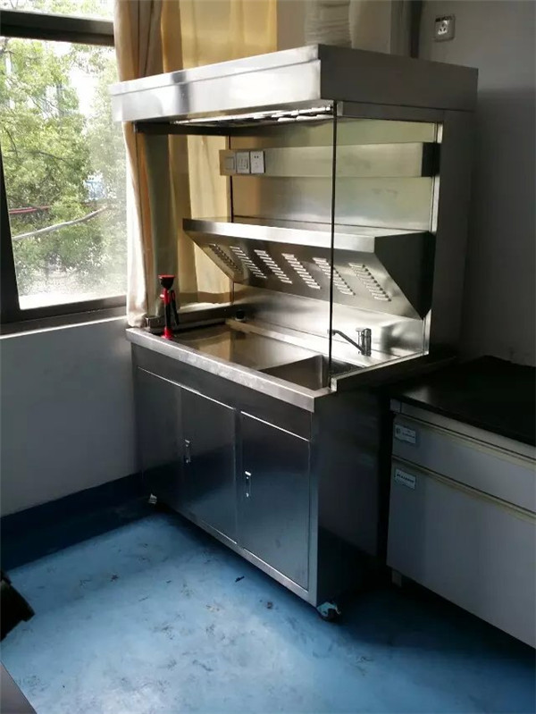 实验室常用玻璃仪器的操作使用及注意事项